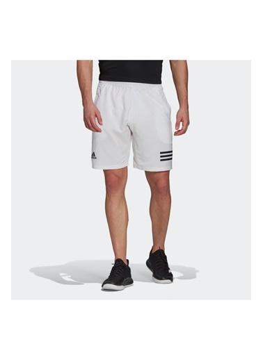 adidas Adidas Erkek Günlük Şort Club 3Str Short Gl5412 Siyah